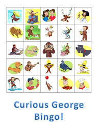 57 curious george birthday party images