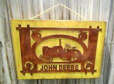 John Deere Home Decor John Deere Tractor Home Décor Plaques U0026 Signs Ebay