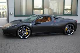 replica 458 italia 458 italia themed after f 117 nighthawk stealth jet