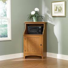 eco friendly simple interior design with freestanding oak finish