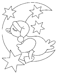 goodnight moon coloring pages many interesting cliparts