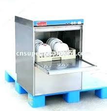 industrial kitchen dishwasher commercial dishwashers commercial