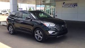 hyundai crossover 2014 2014 hyundai santa fe xl limited in depth walk around sherwood