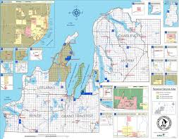 Oakland County Michigan Map by Imagin Inc Map Gallery