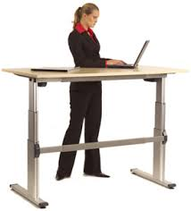 Standing To Sitting Desk Back In Sit Stand Desks Back In