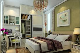 American Bedroom Design 3d American Bedroom Design In Pastoral Style 3d House