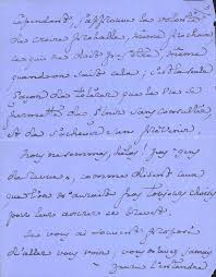 letter from marcel proust to robert de montesquiou july recto idolza