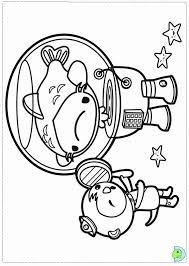 octonauts printable coloring pages coloring