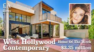 west hollywood contemporary property home of the week