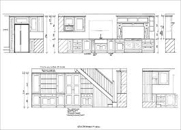 Kitchen Drawings Sample Drawings Gvs Kitchen Design And Planning