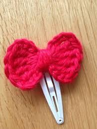 crochet hair bows crochet bow rings crochet crochet bows