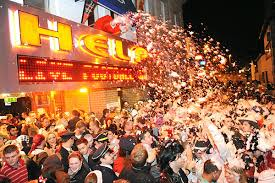 new year st ten awesome places to celebrate new year s in the uk and ireland