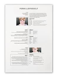 Simple Creative Resumes Cv Design Inspiration 5 Ideas For Creative Resumes And Cvs 1