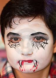 best 25 vampire face paint ideas on pinterest vampire costume