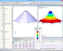 analysis u0026 design software for tensile membrane structures