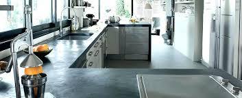 beton ciré pour plan de travail cuisine cuisine beton cire cuisine sur mesure beton et beton cire beton cire