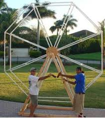 plans for a pvc ferris wheel vbs colossal coaster world
