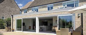 Multi Slide Patio Doors by Aluminium Doors Marlin Windows Keighley Yorkshire