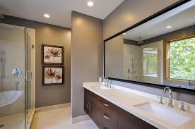 contemporary style home in burlingame california interior