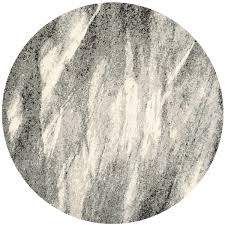 Modern Circular Rugs Safavieh Retro Mid Century Modern Abstract Grey Ivory Rug 8