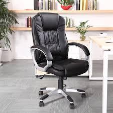 Speedy Furniture Corporate Office Belleze Ergonomic Office Pu Leather Chair Executive Computer