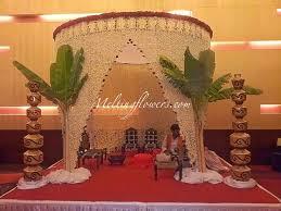 Marriage Decoration 44 Best Mandap Decoration Images On Pinterest Flower Decoration