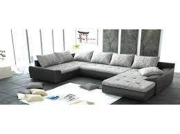 grand canap en u admirable grand canapé convertible angle galerie