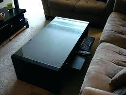 ikea glass top coffee table with drawers glass top coffee table ikea medium size of e table glass table metal