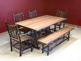 Log Dining Room Tables Log Dining Room U2014 Log Furniture Gallery By Vienna Woodworks
