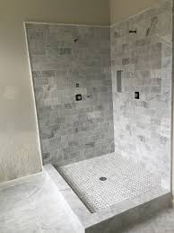 Carrara Marble Bathroom Remodel In West Lake Hills Austin Tx Carrara Marble Bathroom Designs