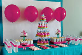 home party decoration decorating birthday table ideas ohio trm furniture