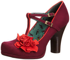 Shoo Fast ruby shoo s uma t bar plum 3 uk co uk shoes bags