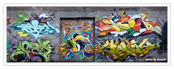 4burners nyc graffiti crew 4b 4burners rocks montreal