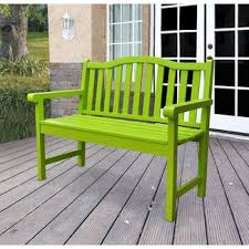 wooden garden bench gardening ideas