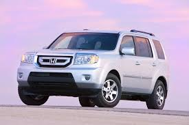 Honda Pilot New Body Style Honda U0027s 2010 Pilot Ever More Sophisticated New On Wheels