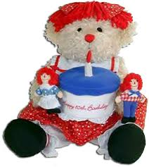 cuddly collectibles limited edition anniversary rag dolls ann