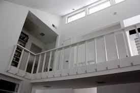 Glass Stair Handrail Modern Glass Railing Building Wood Stair Railing Loccie Better