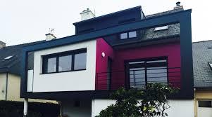 extension maison contemporaine design extension toit plat maison metz 22 extension maison