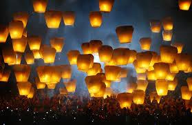 Festival Of Lights Thailand Lio Krathong The Latern Festival Bangkok Thailand U2013 Gardner Mathews