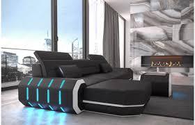 ledersofas mit funktion ledersofa roma in der l form die couch als ecksofa