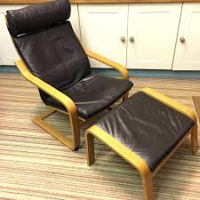Ikea Poang Ottoman Ottomans Ikea Poang Footstool Cushion Lounge Chair