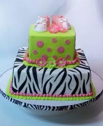 fondant zebra baby shower cake baby shower cakes pinterest