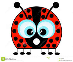 a cartoon ladybug royalty free stock photo image 23355645