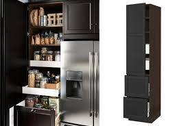 High Cabinets SEKTION System IKEA - Kitchen pantry cabinet ikea