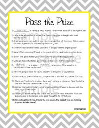 baby shower gift basket poem interesting baby shower pass the parcel questions 64 with