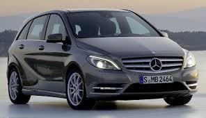 mercedes models mercedes sells million b class models autoevolution