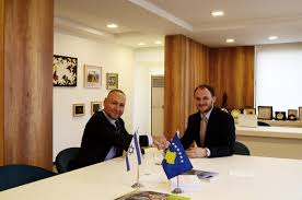 Israel Ministry Of Interior Deputy Minister Selimi Received The Ambassador Of The State Of