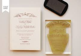 create your own wedding invitations diy tutorial vintage fern wedding invitations