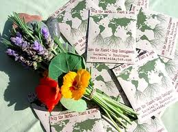 seed packets seedpackets2u personalized seed packets for weddings and more