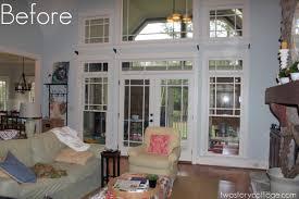 Window Treatments Part One Family Room - Family room window treatments